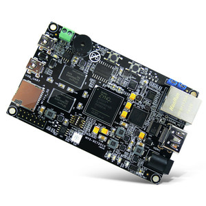 Image 2 - Z turn bras Cortex A9 + XILINX ZYNQ 7010 carte de développement FPGA Xilinx XC7Z010 IO carte dinterface carte de démonstration