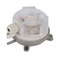 High Quality Air Differential Pressure Switch Adjustable Micro Pressure Switch Optional Range 20 5000 Pa