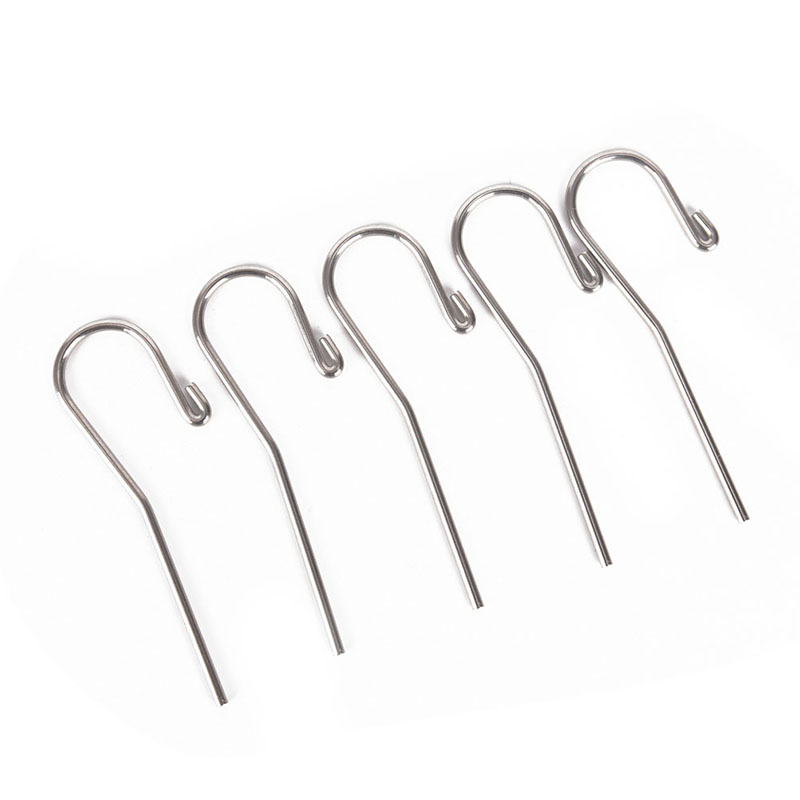 5Pcs/pack  Dental Lip Hook Root Canal Measuring Instrument Accessories Lip Mouth Hook Apex Locator Tool Hook Dentist