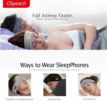 Olpeach 2017 Bluetooth Headphone Olpeach Bluetooth Headset Speaker Berretti Unisex Smart Abbigliamento Invernale Outdoor Musica