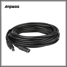 Cord Cable Power-Supply-Adapter Power-Extension Cctv-Security-Camera Female 10M DC12V