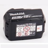 Япония Makita Оригинальные 18 В литиевая батарея BL1830 зарядки Мощность инструмент Батарея bl1840b литиевая батарея заряжается дисплей bl1840