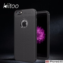 Фотография Kiitoo Soft Case for iPhone 6 6s Plus Premium Texture Full Protective Cover Anti-Scratch Heavy Duty Case for iPhone6 6s Plus