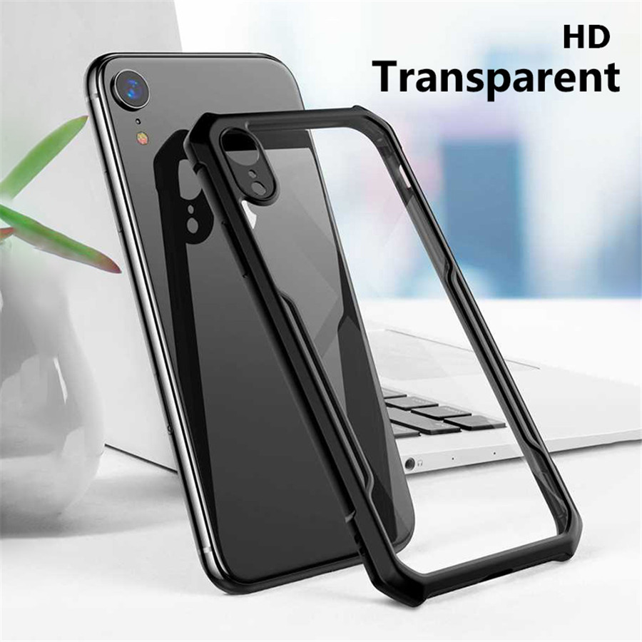 Tikitaka-Shockproof-Armor-Case-For-iPhone-XS-XR-8-7-Plus-Transparent-Case-Cover-For-iPhone (2)