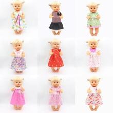Vêtements de poupée adaptés à 35cm-42cm, accessoires de poupée Nenuco su Hermanita, tendance
