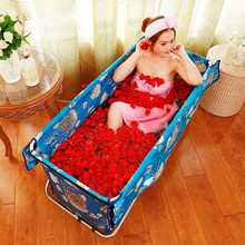 Removable Folding Bathtub,Inflatable Tub,Easy to operate,Easy expand,The flagship Comfort experience