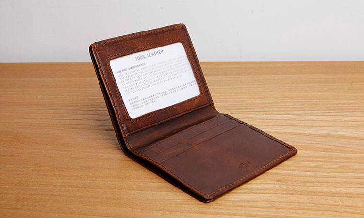 a48063be4dce LANSPACE leather men wallets Brand casual pocket wallet original ...