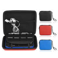 New Protective Hard Case for Nintend 2DS Hard EVA Storage Carrying Case Bag Protective Shell with Strap GDeals