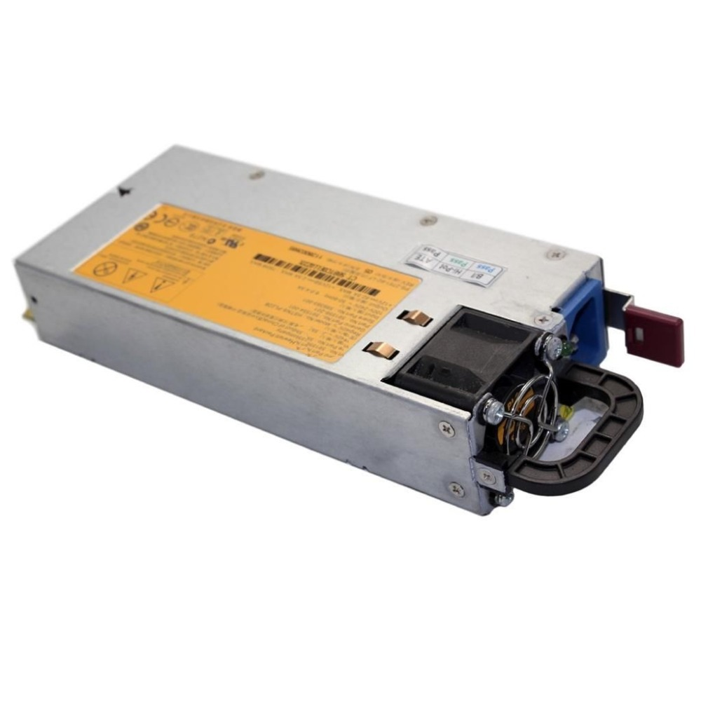 Server Power Supply For DL180G6 DL160G6 591554-001 591556-201 599383-001 HSTNS-PL22B 750W well tested workng