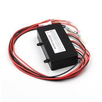 ECUALIZADOR DE BATERÍA HA02 utilizado para de plomo-ácido de baterías equilibrador de controlador de cargador de batería de plomo ácido de sistema de banco