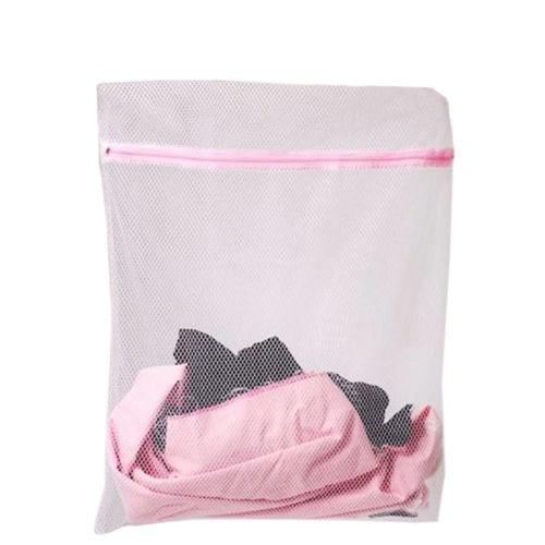 Laundry Mesh Net Washing Bag Clothes Bra Sox Lingerie Socks Underwear 60x50CM