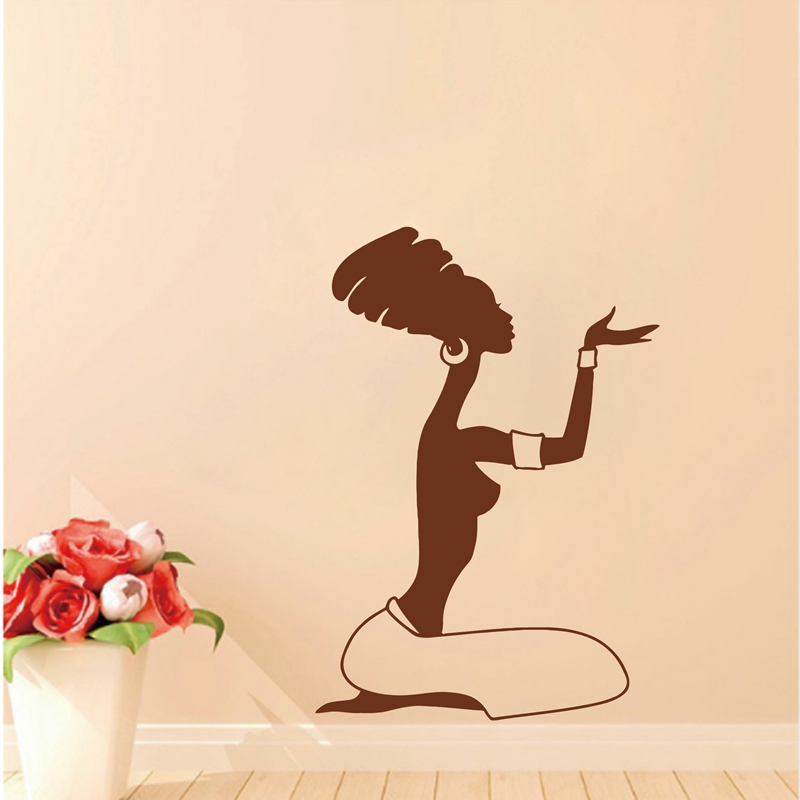 Traditional African Tribal Wall Sticker