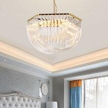 TRAZOS Nordic Mordern Creative Chandelier Living Room Lights Minimalist Personality Designer Decorative Glass Villa Lamps
