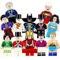 Kompatibel Mit Bausteine LegoeINGlys DIY Montieren Puppe Spielzeug Bausteine Modelle Ziegel