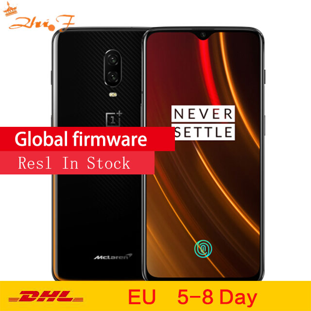 Original Oneplus 6t 6 T 10gb 256gb Mclaren Snapdragon 845: Aliexpress.com : Buy Original Oneplus 6T Mobile Phone 10GB