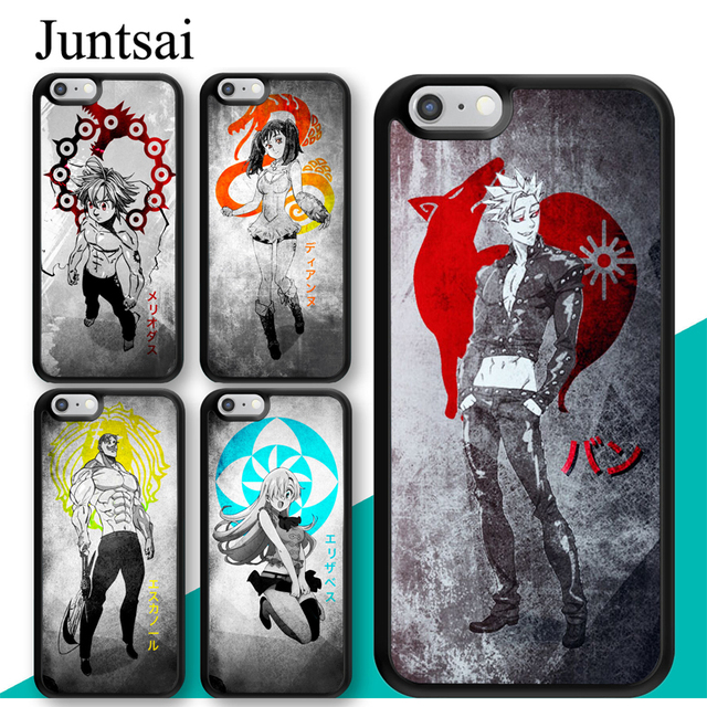 coque seven deadly sins iphone xs
