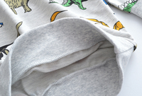 Sudadera conejo verde 3