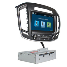 Fit for opel INSIGINA 2014-2015 android 5.1.1 system hd 1024*600 car dvd player gps radio 3G wifi mirror link free map camera