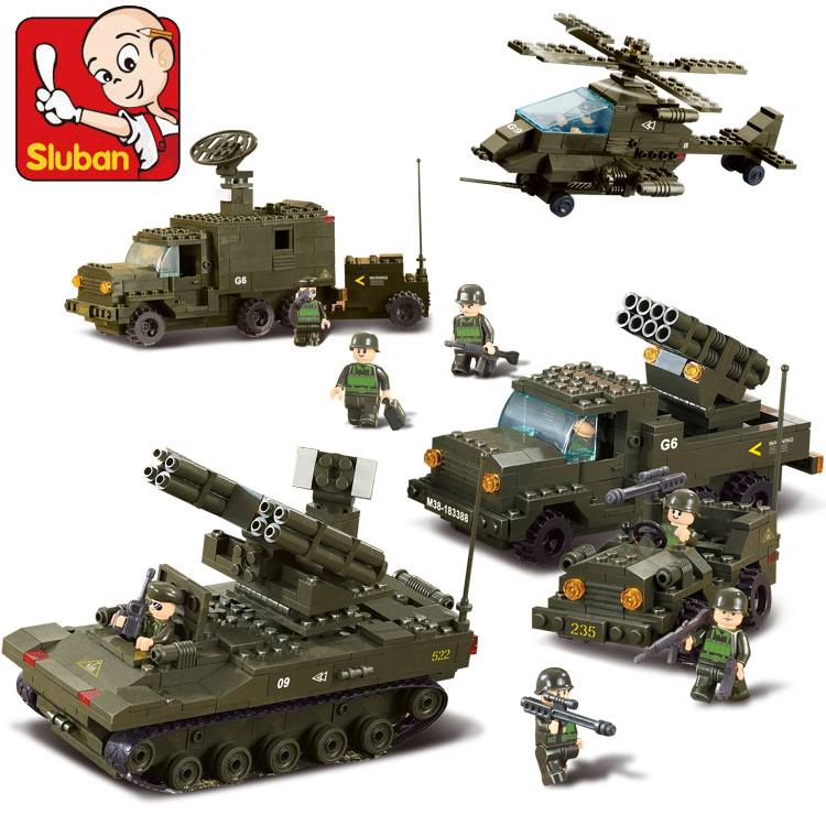 S Model Compatible with Lego B7000 956pcs Military Armored Air Models Building Kits Blocks Toys Hobby Hobbies For Boys Girls