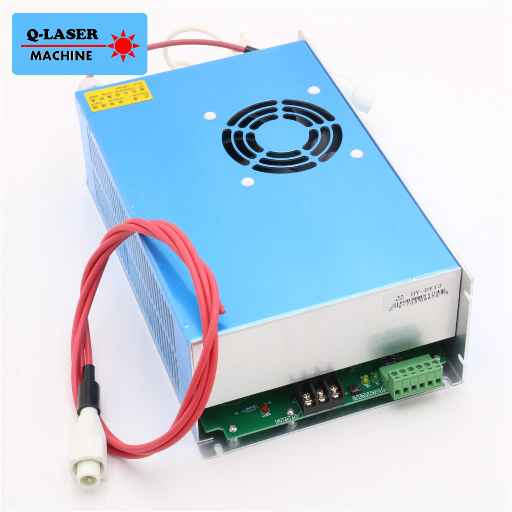 DY13 100w Co2 Laser Power Supply For RECI Co2 Laser Tube S4 Z4