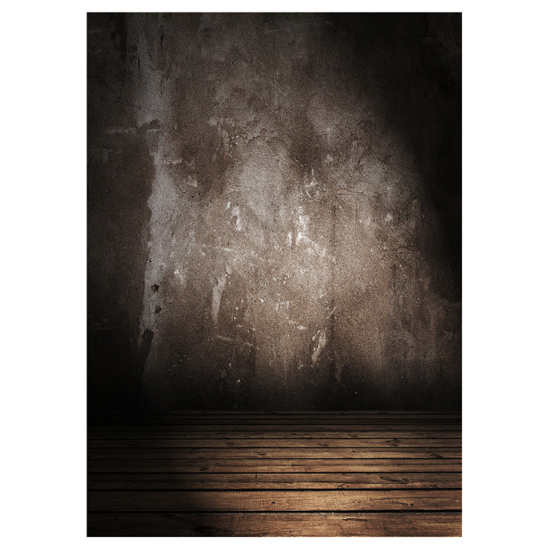 SCLS Retro Background Wood Floor Photo Studio Props Photography Backdrops Vinyl 5x7FT