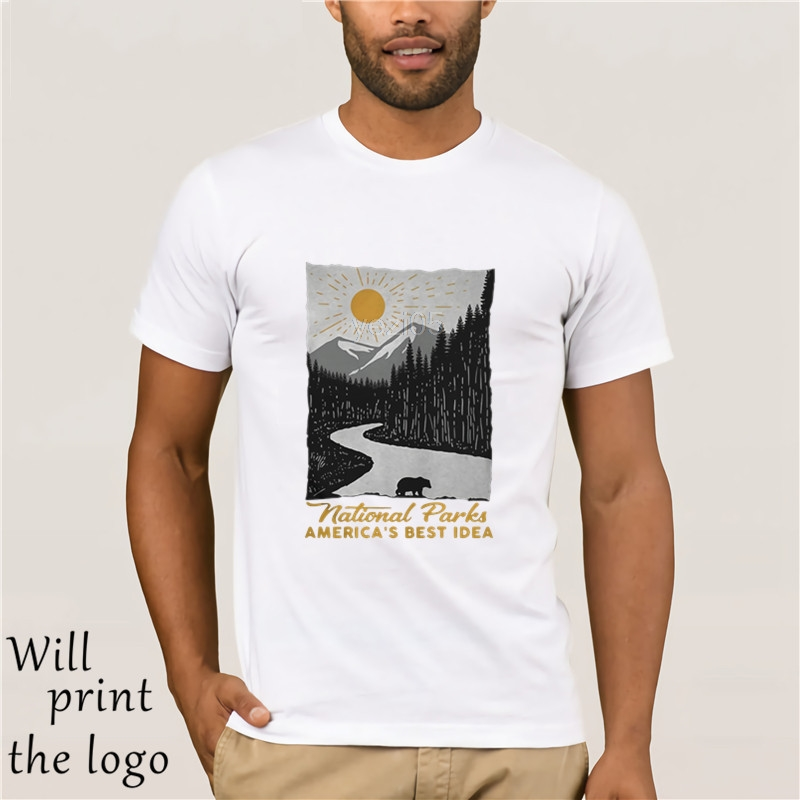 National parks America's best idea shirt image