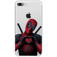 Deadpool Phone Cases For Iphone (6 Designs) 4