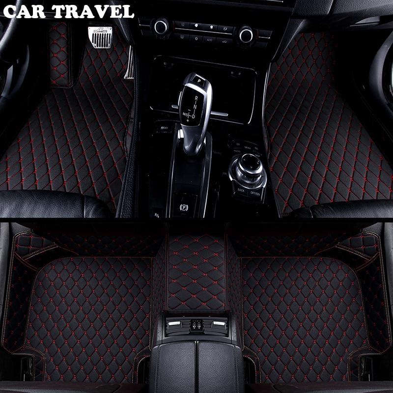 car floor mats for Lexus All Models ES IS LS RX NX GX GTH GS LX car styling car accessories Custom foot Pads Car carpet цена
