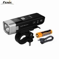 Fenix CREE XP G3 BC25R neutral white LED 600 lumens luz da bicicleta carregador USB build in bateria de lítio|Acessórios portáteis de iluminação|   -