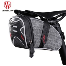 Bike Bag Rainproof Big Capacity Saddle Reflective Bag Mountain Cycling Rear Seat Bag MTB Bike Accessories цена 2017