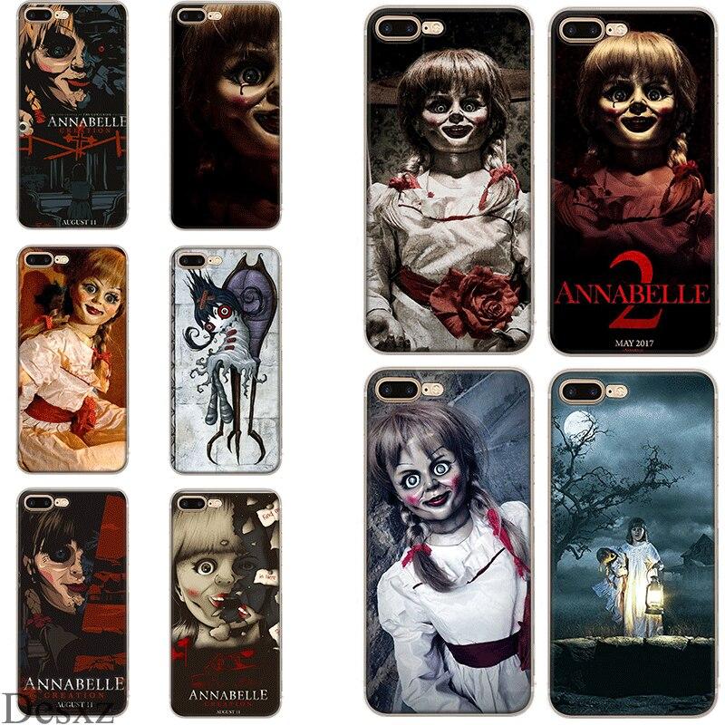 Coque de téléphone Annabelle Création Horreur Housse pour iPhone 6 ...