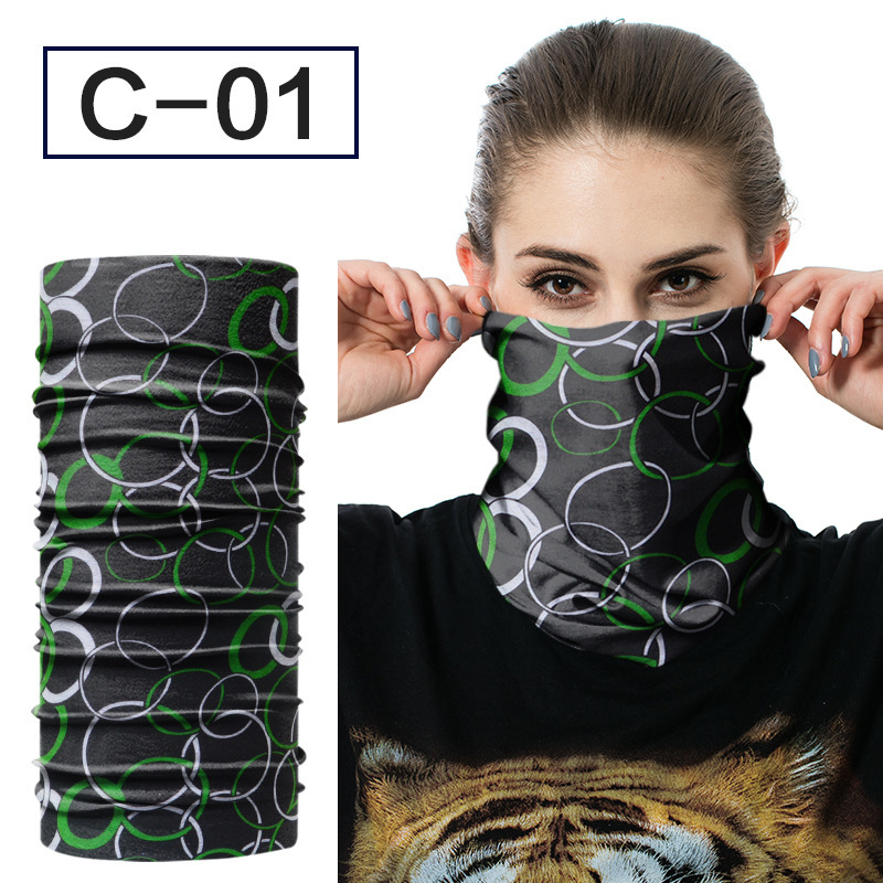 C Riding Soft Elastic Hood Bike Motorcycle Ski Fishing Mountaineering Outdoor Sports bandana termica ciclismo braga headband ...