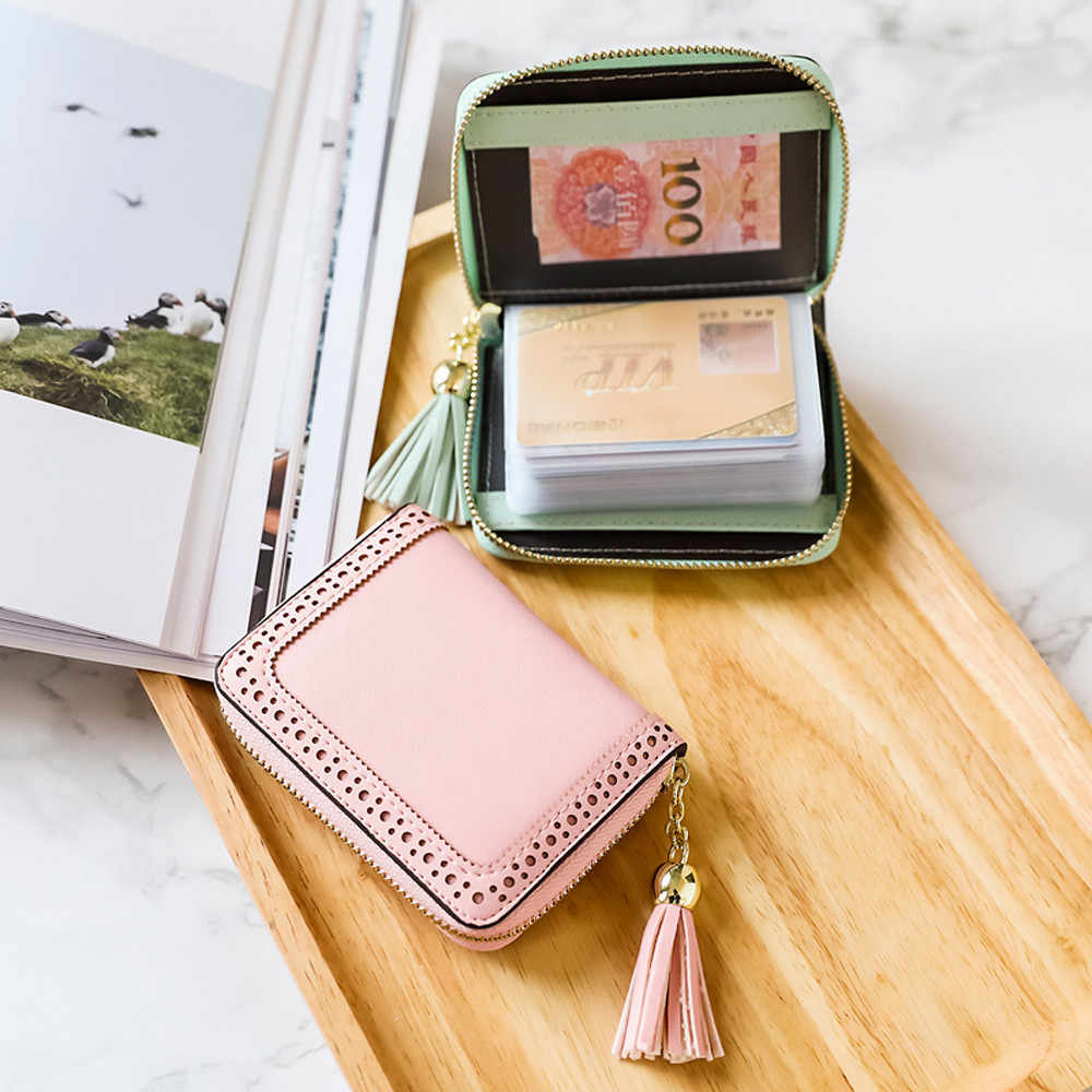 Women Simple Short Wallet Coin Purse Card Holders Handbag  short  Coin Purse Card Holder Wallets Female High Quality Clutch