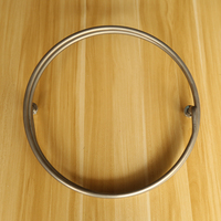 2 5 Coils Stainless Steel 304 Food Grade Liquid Heating Element For Brewery Beer Heater Element