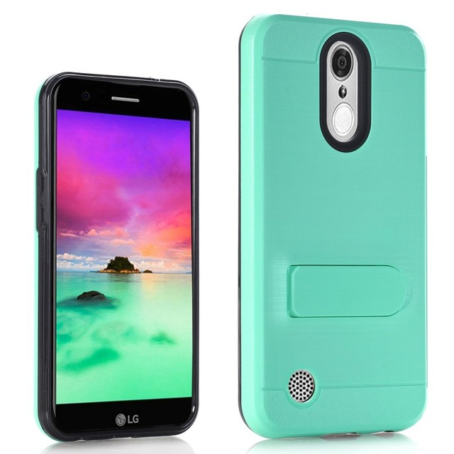 Mint gree Phone case lg k20 tpu 5c64f48292f5e