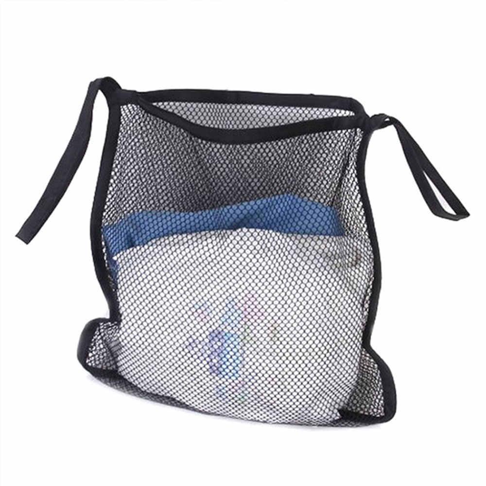 Коляска для новорожденных корзина детская коляска коврик для коляски сумка на шнурке сумки для хранения коляски полезный Органайзер дорожная детская корзина для коляски