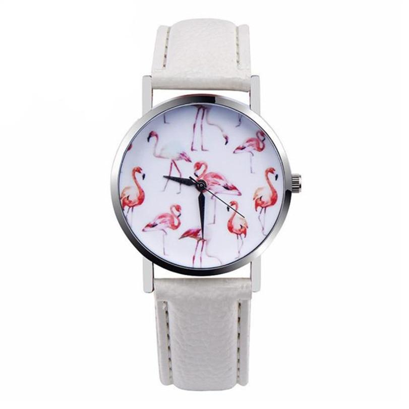 Casual Bracelet Watch PU Leather Band Strap Analog Quartz Vogue Wrist Watch Watches For Women  Relojes Mujer Kol Saati #6050312 стоимость