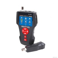 NF 8601A Professional cable tester / network tester PING test POE test crosstalk test AU Plus
