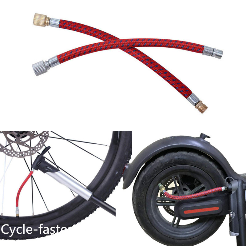 Universal Balance Bicycle Inflatable Mouth Hose for Mijia M365 Electric Scooter
