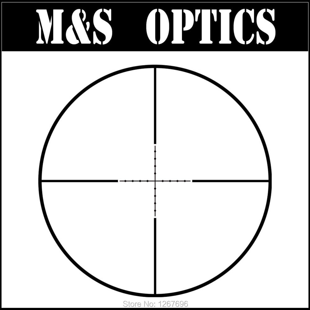 4-16X50 E FFP 1 HAGA CLIC EN 1/8 MOA Mira de rifle Vista de mira - Caza - foto 6