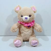 Famous Brand Original Cute Soft Sweet Heart Bear Stuff Plush Toy Baby Birthday Gift