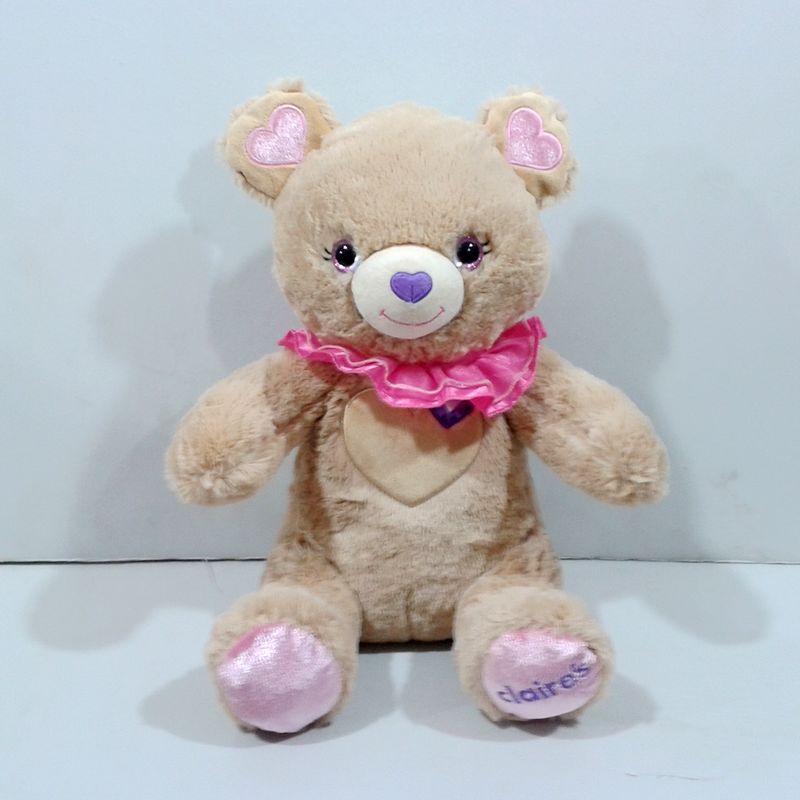 Известный бренд оригинальный милый мягкий сладкий сердце медведь вещи плюшевые игрушки ребенка подарок на день рождения