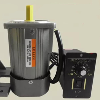 90W 120W 140W 180W high speed motor AC220V 0-1400RPM high speed speed control motor can reverse positive torque + speed governor