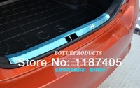 Rear Bumper Protector Guard Plate Cover Trim For 2013 2014 Toyota Vios Yaris 4dr Sedan
