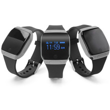 Горячие Спортивные часы мужские женские часы цифровой Упражнение Беспроводной Связи Bluetooth Смарт Часы E07S Для Android Смартфон reloj цифровой