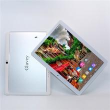 """10.1 """"MTK6582 3G tableta de la Llamada de Teléfono del Androide 6.0 IPS de Metal cubierta quad core dual sim gps 1G/16G bluetooth WIFI usb de Regalo led/titular"""