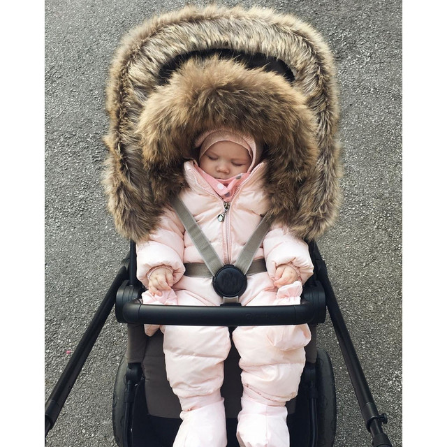 e82461b5fc4a 2018 Winter cotton jacket outerwear Infant Baby Boy Girl clothing Romper  Jacket Hooded Jumpsuit Warm Thick Coat Outfit