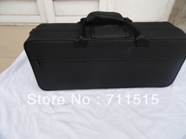 A professional trumpet instrument bag with Thick sponge of music instrument bag free shipping 2017 new us baja trumpet instrument lt190s 99 down b tune instrument