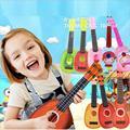 Guitarra ukulele 4 Cordas Estilo Brinquedo Brinquedos Educativos Para Crianças Crianças