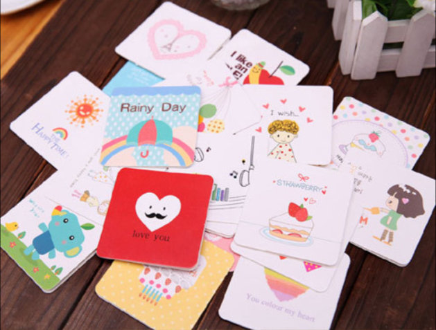 Aliexpress Buy 24PCSSet creative handmade stereoscopic – Birthday Cards Store